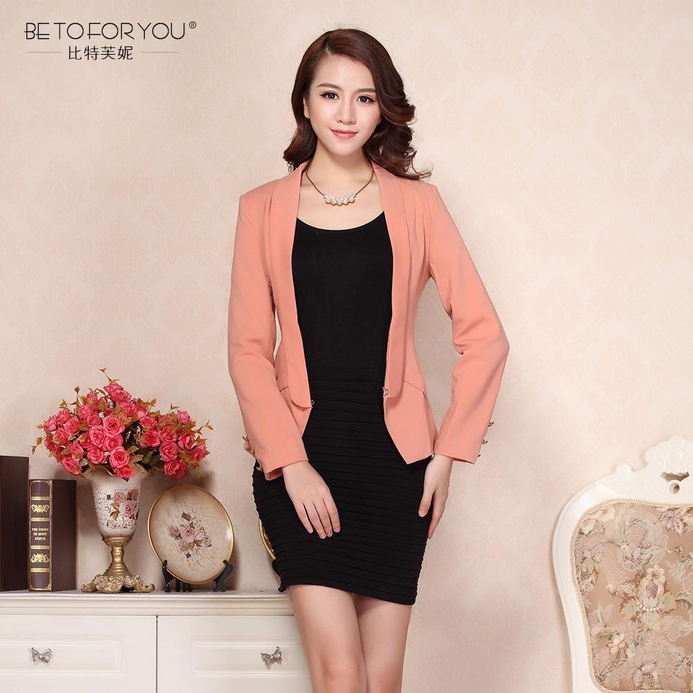 高端职业装套装女气质OL西装正装修身显瘦西服连衣裙