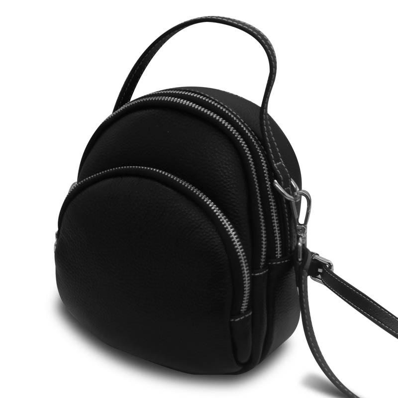 小包包女斜挎包新款潮时尚单肩小圆包三层百搭女士手机包